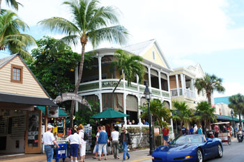 Key West Street life small
