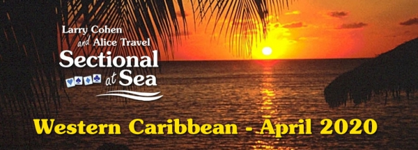 The Villages Caribbean Sectional-at-Sea with Robert Todd - April 2020